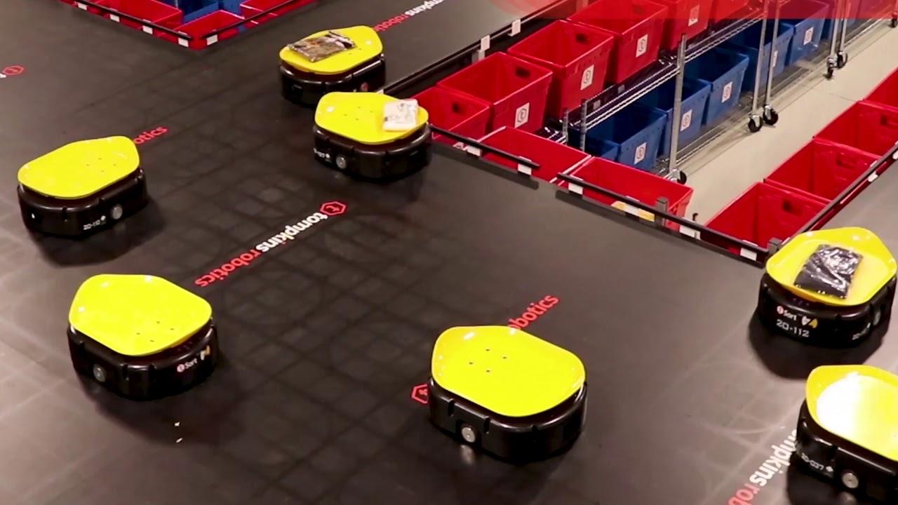 Tompkins Robotics