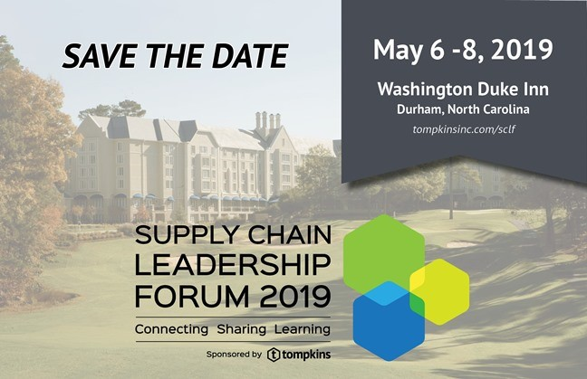 2019 Supply Chain Leadership Forum