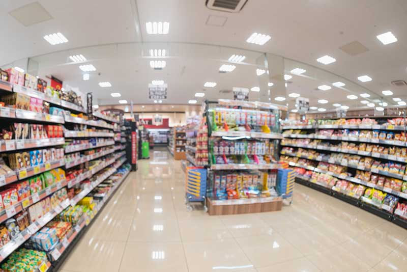 Grocers Feed Growing E-commerce Demands with Micro-Fulfillment Strategies
